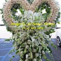 Cat Tuong Flowers Orange County Santa Ana Funeral Arrangement Special Logos
