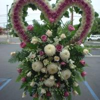 Cat Tuong Flowers Orange County Santa Ana Funeral Arrangement