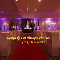 Cat Tuong Flowers Orange County Santa Ana Wedding Decorations Receptions