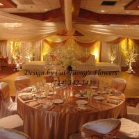 Cat Tuong Flowers Orange County Santa Ana Wedding Decorations Ceiling Draping