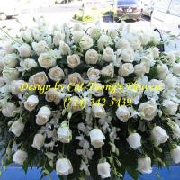 Cat Tuong Flowers Orange County Santa Ana Funeral Arrangement